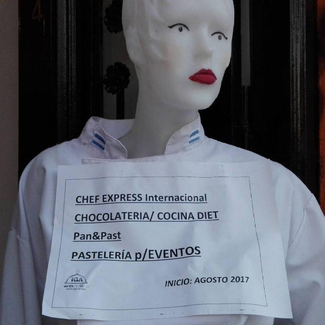 Queres estudiar para chef express? Como embaucan a la gentehellip