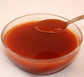 Salsa de rocoto y miel